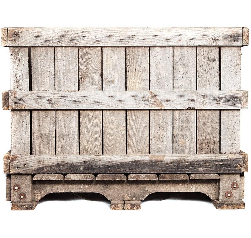 xxl vintage verti l 39 art de la caisse. Black Bedroom Furniture Sets. Home Design Ideas