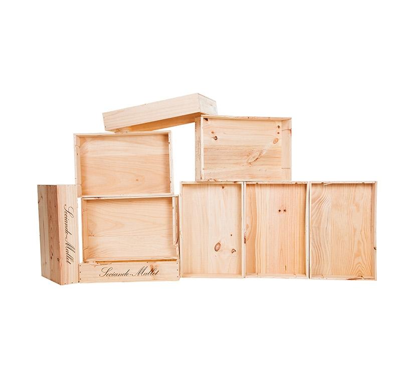 pack d cla flat 6 9 caisses vin l 39 art de la caisse. Black Bedroom Furniture Sets. Home Design Ideas