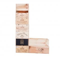 Pack décla 12-9 - Caisses à vin