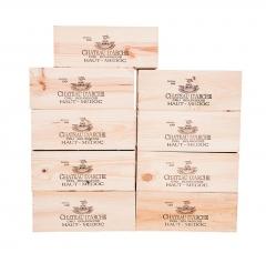 Pack luxe 24-9 - Caisses à vin