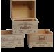 Pack luxe 6-9 - Caisses à vin