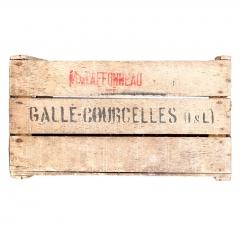 Gallé Courcelles