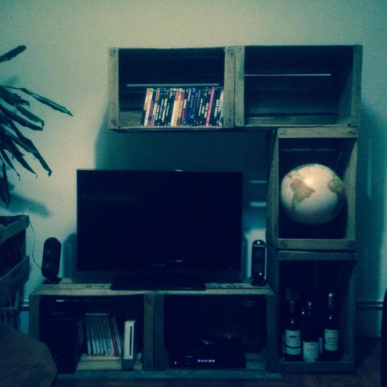 deco palette et caisse en bois deco palette jardin images dc aacae et tourdissant deco palette. Black Bedroom Furniture Sets. Home Design Ideas